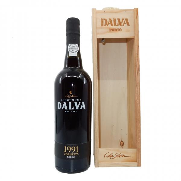 Dalva Colheita 1991