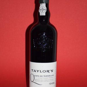 Taylors Vergallas Vintage Port 1998
