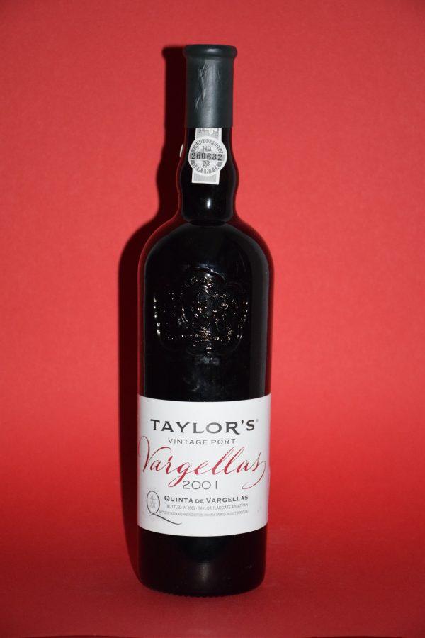 Taylor's Vergallas Vintage Port 2001